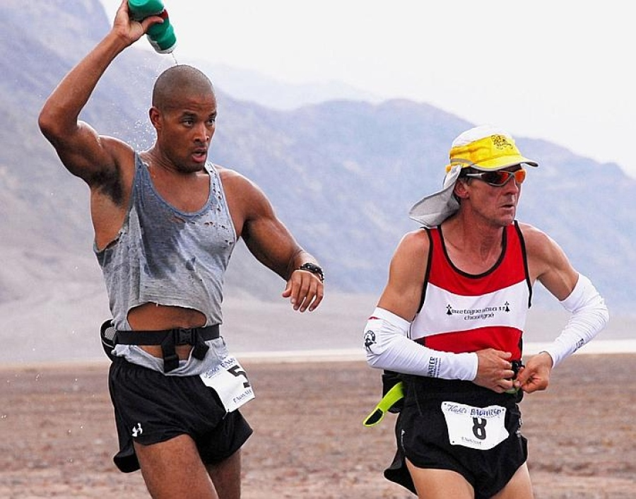 David Goggins Ultra Endurance Athlete